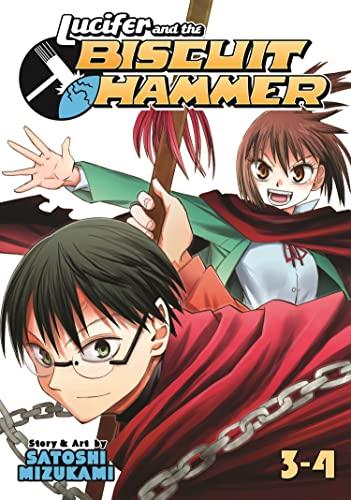 Lucifer and the Biscuit Hammer Vol. 3-4: Satoshi Mizukami