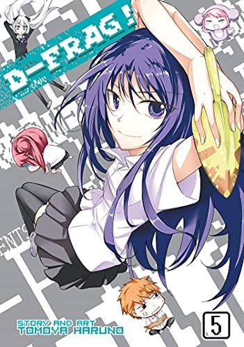 D-Frag! Vol. 5: Haruno, Tomoya