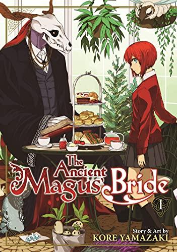 9781626921870: The Ancient Magus' Bride Vol. 1