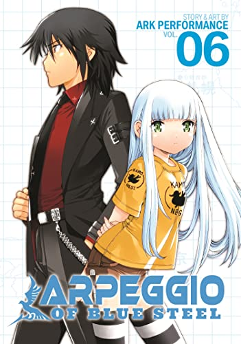 9781626922013: Arpeggio of Blue Steel 6