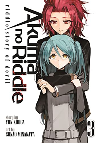 Akuma No Riddle Vol. 3: Riddle Story of Devil (Akuma No Riddle: Riddle Story of Devil): Sunao ...