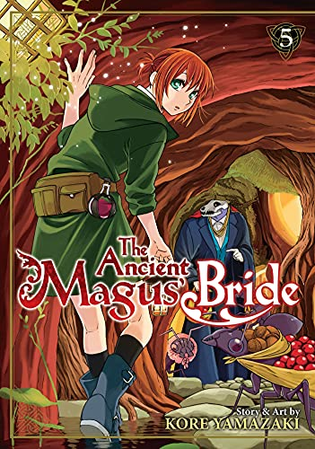 9781626922846: The Ancient Magus' Bride 5