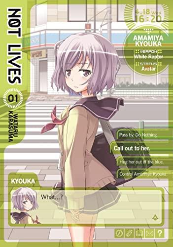 Not Lives Vol. 1: Karasuma, Wataru