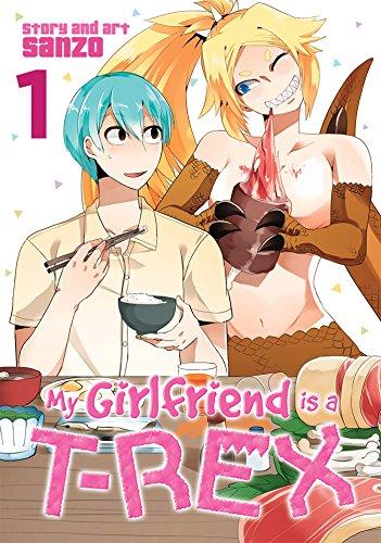 9781626923362: My Girlfriend is a T-Rex: Vol. 1