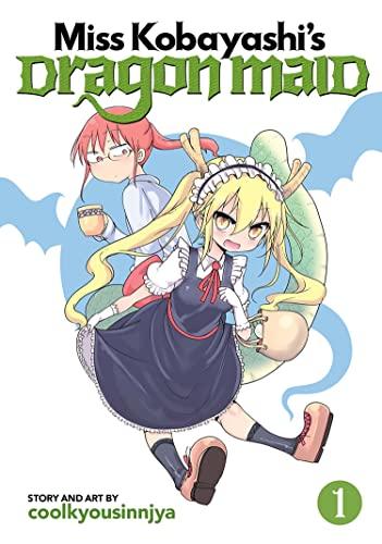 9781626923485: MISS KOBAYASHIS DRAGON MAID 01