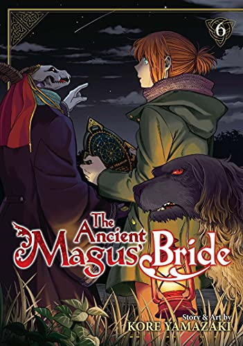 9781626923508: The Ancient Magus Bride: Vol. 6