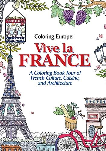 9781626923911: Coloring Europe: Vive la France