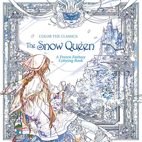 9781626923997: Color The Classics: The Snow Queen