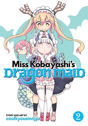 9781626924314: Miss Kobayashi's Dragon Maid 2: Vol. 2