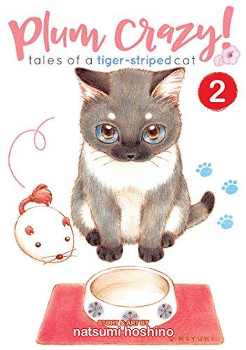 Plum Crazy! Tales of a Tiger-Striped Cat: Vol. 2 (Paperback)