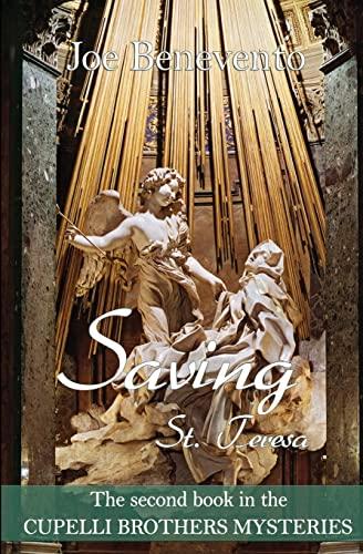 9781626942554: Saving St. Teresa (Cupelli Brothers Mysteries) (Volume 2)