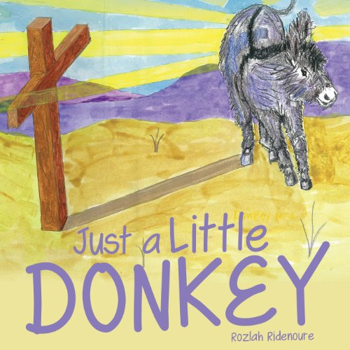 9781626970564: Just a Little Donkey