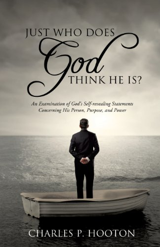 9781626973060: Just Who Does God Think He Is?