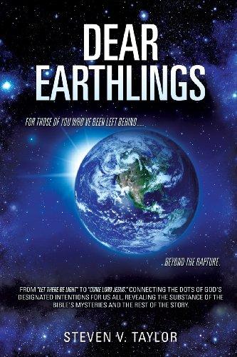 Dear Earthlings: Steven V. Taylor