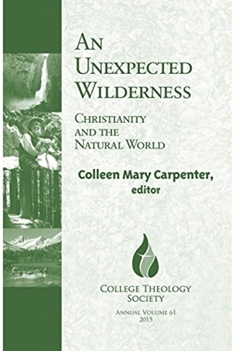 9781626981652: An Unexpected Wilderness: Christianity and the Natural World (College Theology Society Annual Volume)