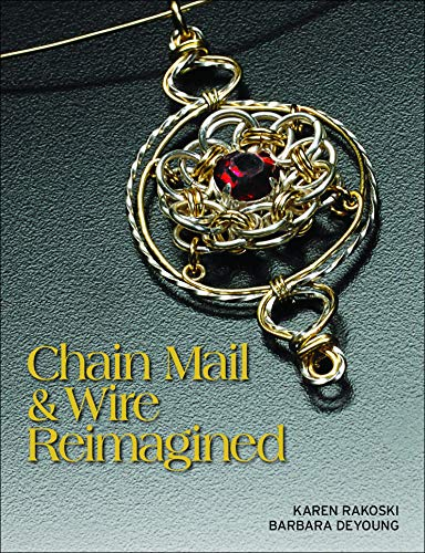 9781627000451: Chain Mail & Wire Reimagined