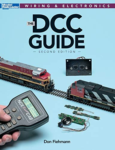 9781627001038: The DCC Guide, Second Edition (Model Railroader Books: Wiring & Electronics)