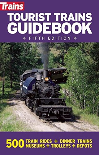 9781627001243: Tourist Trains Guidebook