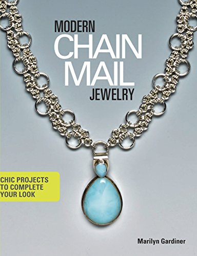 Modern Chain Mail Jewelry: Gardiner, Marilyn