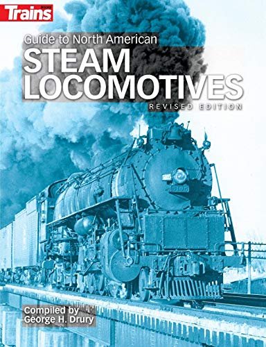 9781627002592: Guide to North American Steam Locomotives