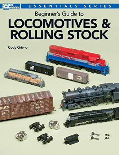 9781627002998: Beginner's Guide to Locomotives & Rolling Stock