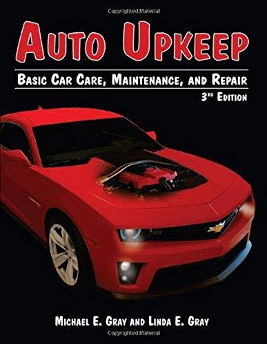 9781627020015: Auto Upkeep: Basic Car Care, Maintenance, and Repair