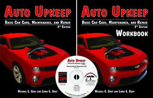 9781627020053: Auto Upkeep: Basic Car Care, Maintenance, and Repair (Homeschool Paperback Text Curriculum Kit)