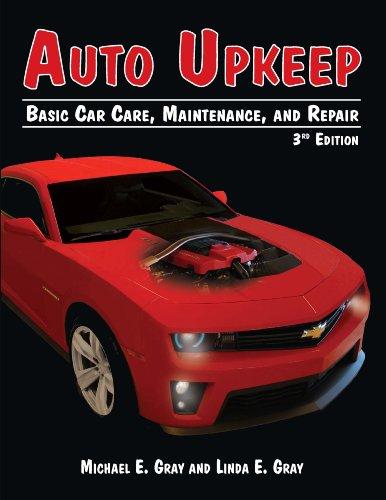 9781627020060: Auto Upkeep: Basic Car Care, Maintenance, and Repair
