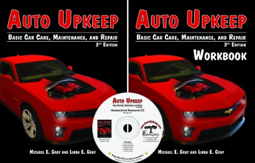 9781627020084: Auto Upkeep: Basic Car Care, Maintenance, and Repair (Homeschool Hardcover Text Curriculum Kit)