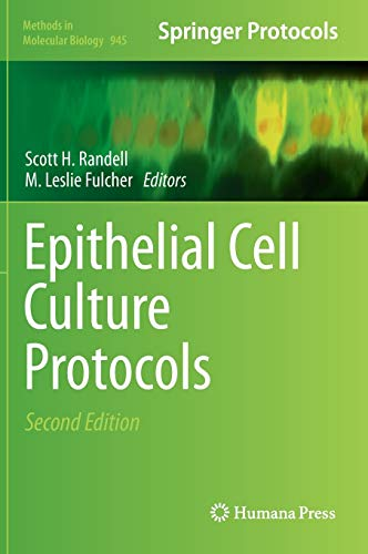 Epithelial Cell Culture Protocols (Methods in Molecular Biology): Humana Press