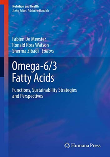 9781627032148: Omega-6/3 Fatty Acids: Functions, Sustainability Strategies and Perspectives (Nutrition and Health)