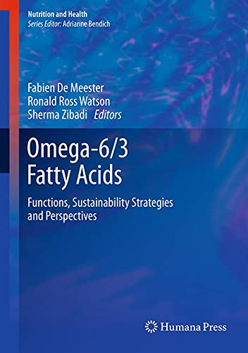 9781627032155: Omega-6/3 Fatty Acids: Functions, Sustainability Strategies and Perspectives (Nutrition and Health)