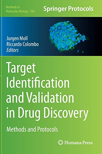 9781627033107: Target Identification and Validation in Drug Discovery: Methods and Protocols (Methods in Molecular Biology)