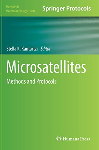 9781627033886: Microsatellites: Methods and Protocols (Methods in Molecular Biology)