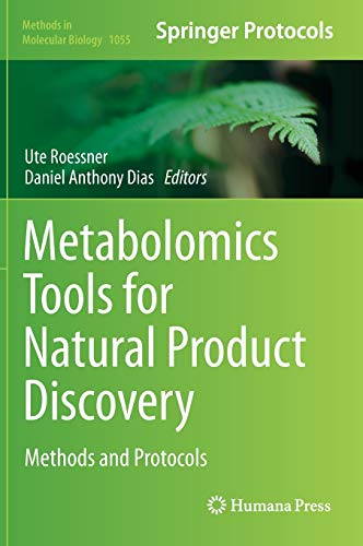 9781627035767: Metabolomics Tools for Natural Product Discovery: Methods and Protocols (Methods in Molecular Biology)