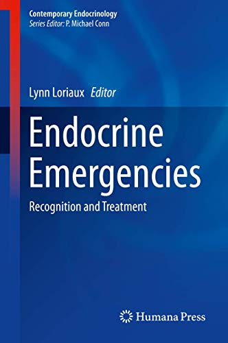 9781627036962: Endocrine Emergencies: Recognition and Treatment (Contemporary Endocrinology)
