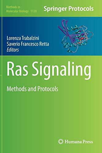 9781627037907: Ras Signaling: Methods and Protocols (Methods in Molecular Biology)