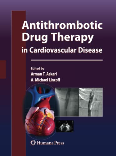 9781627037976: Antithrombotic Drug Therapy in Cardiovascular Disease (Contemporary Cardiology)