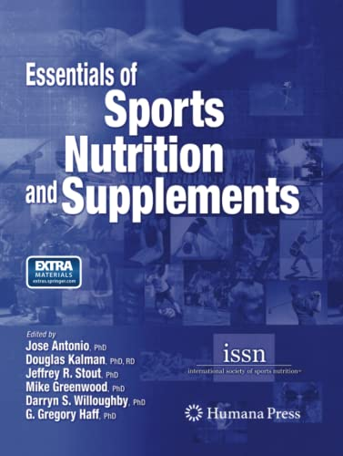 9781627038157: Essentials of Sports Nutrition and Supplements