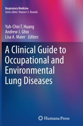 9781627038836: A Clinical Guide to Occupational and Environmental Lung Diseases (Respiratory Medicine)