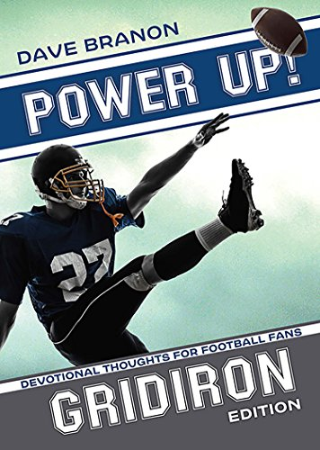 9781627074131: Power Up! Gridiron: Devotional Thoughts for Football Fans