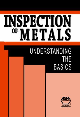 9781627080002: Inspection of Metals: Understanding the Basics