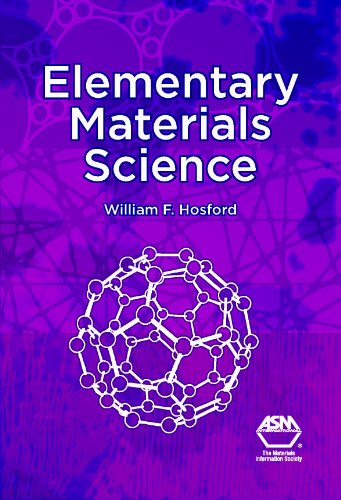 9781627080026: Elementary Materials Science