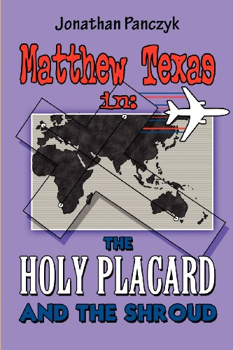 9781627092166: Matthew Texas in: The Holy Placard and the Shroud