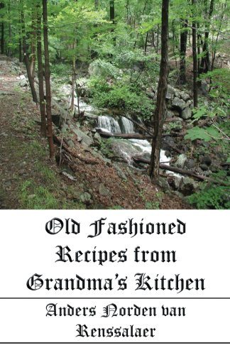 9781627098366: Old Fashioned Recipes from Grandma's Kitchen