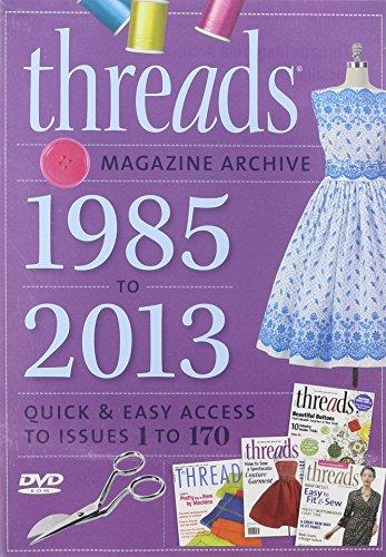 9781627101141: Thread's 2013 Magazine Archive