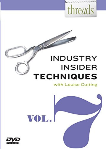 Threads Industry Insider Techniques: 7: Cutting, Louise