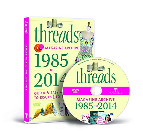 9781627109451: Thread's Magazine Archive 1985 to 2014: Quick and Easy Access to Issues 1 to 176