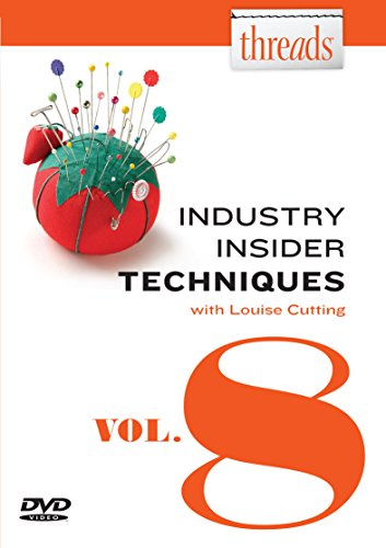 Threads Industry Insider Techniques, Vol. 8: Louise Cutting