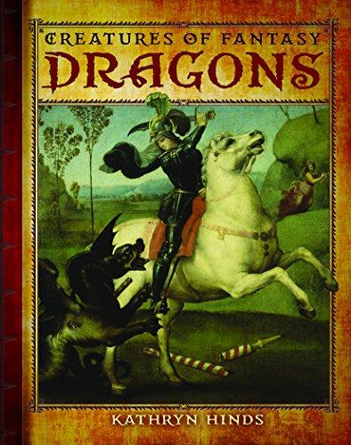 9781627120517: Dragons (Creatures of Fantasy)